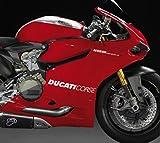Ducati Corse Aufkleber Panigale 1199 2013
