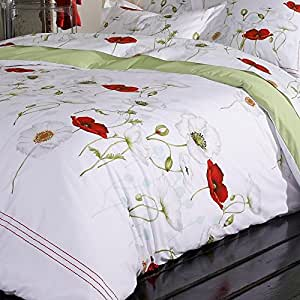 Housse de couette 280x240 cm Percale pur coton SEDUCTION