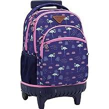9952b52eb3c Amazon.es  mochilas totto con ruedas - Azul