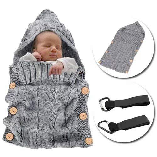 MikeCFMm - Saco Dormir Unisex Bebés Recién Nacidos