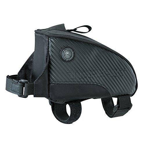 TOPEAK Unisex- Erwachsene Fuel Tank Rahmentasche, Black, L