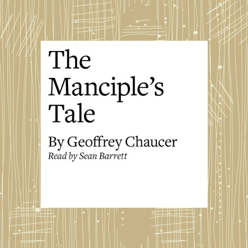 The Canterbury Tales: The Manciple's Tale (Modern Verse Translation)  Audiolibri