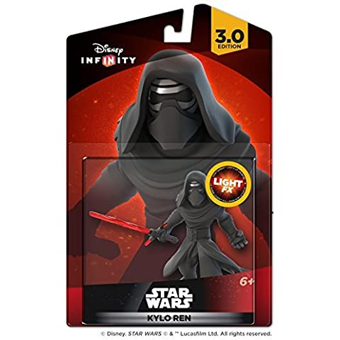 Disney Infinity 3.0 Edition: Star Wars The Force Awakens Kylo Ren Light FX Figure by Disney