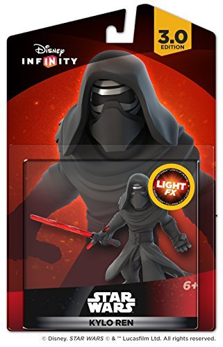 Disney Infinity 3.0 Edition: Star Wars The Force Awakens Kylo Ren Light FX Figure by Disney Infinity