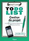 Gestion de projet - + de 40 plans d'action & plannings et 190 best practices (Just in time)...