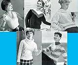 Ne vous aimez juste chandails ? Patrons pour tricot pour Pulls femme (French Edition)