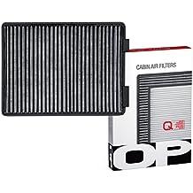 Open Parts CAF2005.11 Filtro, aire habitáculo con carbón activo  - 1 Pieza