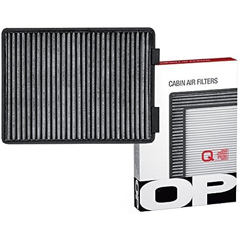 Open Parts CAF2162.11 Filtro, aire habitáculo con carbón activo  - 1 Pieza
