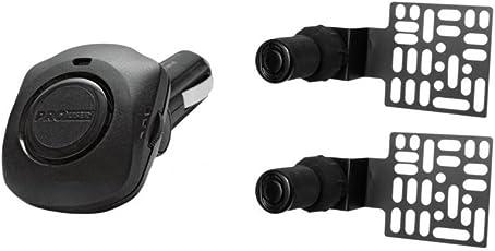 ProUser 27105 PDC2 Universelle Einparksensoren für Alle Fahrradträger zum Nachrüsten