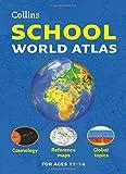 Collins School World Atlas (Collins School Atlas) by HarperCollins UK (2013-02-01)