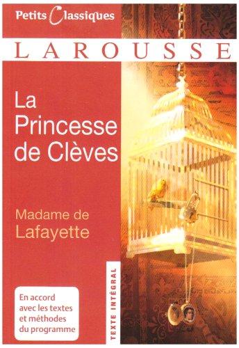 La Princesse de Clèves par Madame de Lafayette