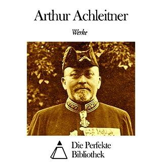 Werke von Arthur Achleitner (German Edition)