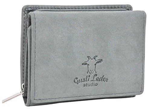 Geldbörse Leder Gusti Studio
