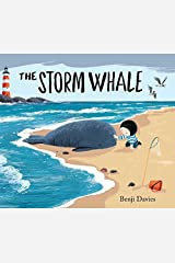 The Storm Whale Paperback