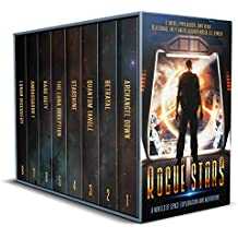 Rogue Stars: 8 Novels of Space Exploration and Adventure (English Edition)