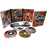 Coffret Collection Nature (Yellowstone, Chine sauvage, Galapagos et Madagascar)