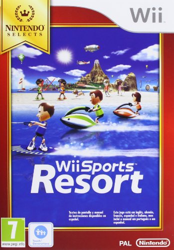 Nintendo Sports Resort: Selects, Wii