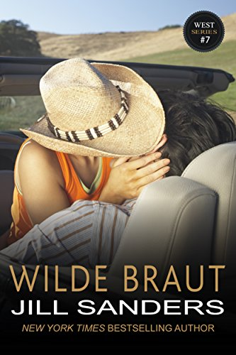 Buchseite und Rezensionen zu 'Wilde Braut (West Serie 7)' von Jill Sanders