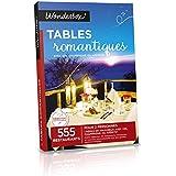 WONDERBOX - Coffret cadeau - TABLES ROMANTIQUES