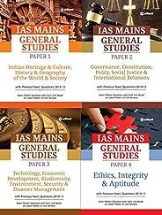 COMBO PACK OF IAS MAINS General Studies Paper 1,2,3,4 FOR 2020 EXAMINATION COMBO PACK OF IAS MAINS General Stu