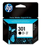 HP CH561EE 301 Original Ink Cartridge, Black, Pack of 1