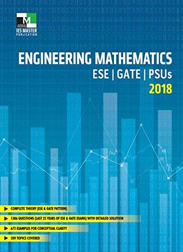 Engineering Mathematics - ESE, GATE, PSUs 2018