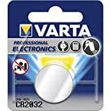 Varta Batterien Electronics CR2025 Lithium Knopfzelle 3V Batterie 2er Pack Knopfzellen in Original