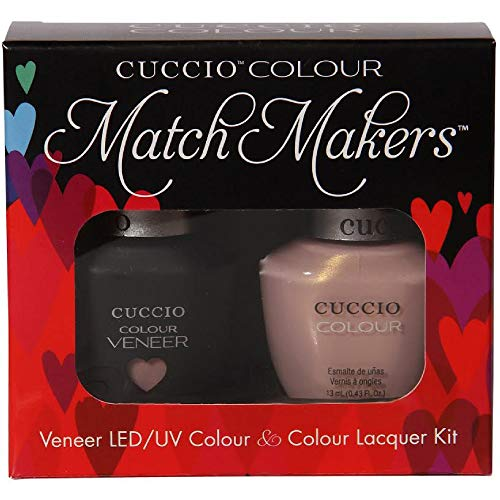 Cuccio Furnier Gel 2017Positive Spring Collection Nagellack Match Maker–Be Awesome Today....