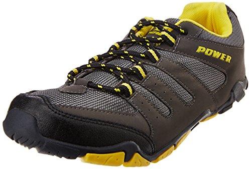 Power Men's Men Do Yellow Canvas Running Shoes - 8 UK/India (42 EU) (8398039)