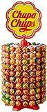 Chupa Chups 180er Lutscherrad plus 20 Lollis gratis | Lollipop-Ständer mit 7...