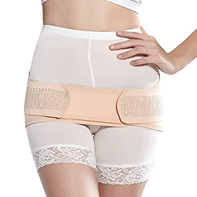 TININNA Breathable Postpartum Pelvic Corrector Postnatal Recovery Pelvis Correction Compression Support Belt Girdle Body Shaper for Women Materinity - inexpensive UK light store.