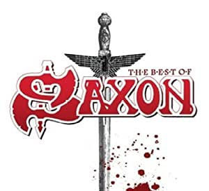 The Best Of Saxon by Saxon (2009) Audio CD