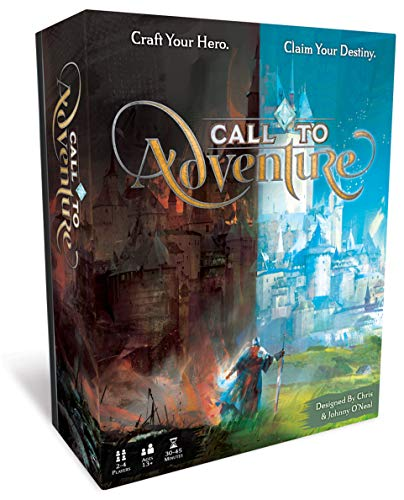 Brotherwise Games Call To Adventure Board Game