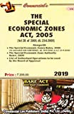 The special Economic Zones Act, 2005 (2019 Edition)