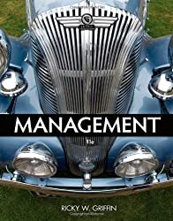 Management 11th (eleventh) Edition by Griffin, Ricky W. published by Cengage Learning (2012)