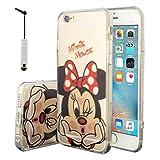 VComp-Shop Coque de Protection en Silicone TPU pour Apple iPhone 6/6S + Mini Stylet...
