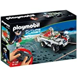 Playmobil 5151 Explorer Quad with IR Knockout Cannon by PLAYMOBIL®