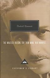 The Maltese Falcon, The Thin Man, Red Harvest (Everyman's Library Classics) by Dashiell Hammett (2000-11-23)
