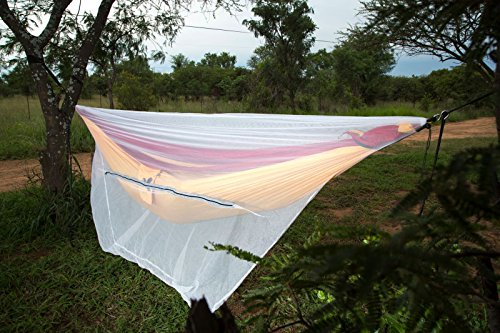 Ticket To The Moon Mosquito net 360° - White
