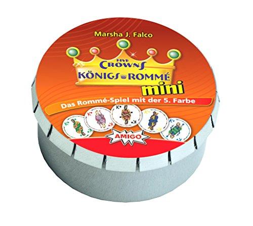 Königs-Rommé mini: AMIGO - Kartenspiel