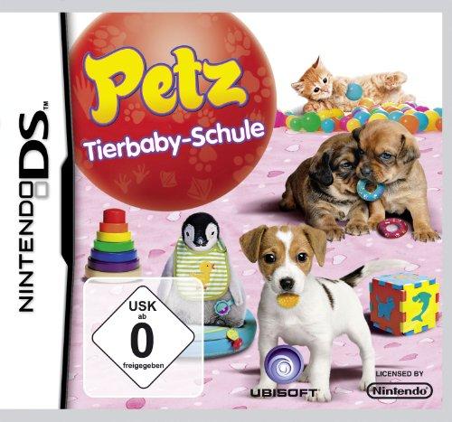 Petz - Tierbaby-Schule (Ds Lite Tier Spiele)