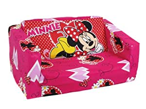 Officiel Minnie Mouse canapé-lit pliant