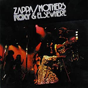 Roxy Amp Elsewhere Frank Zappa Amazon De Musik