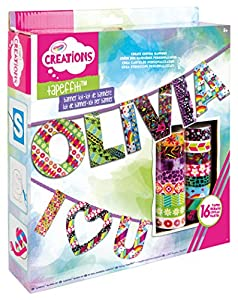 CRAYOLA Crayola-26205 Disney Set Creativo Party Fiestas 25x25cm, (26205)