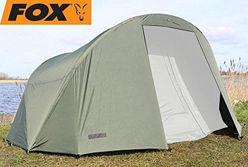 Fox Royale Classic 2-man Bivvy Skin - Angelzelt Überwurf, Zeltüberwurf, Anglerzelt, Karpfenzelt, Zelt zum Angeln