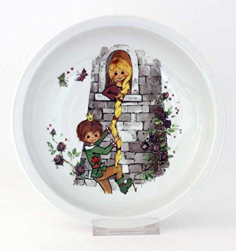 Triptis Teller tief Rapunzel
