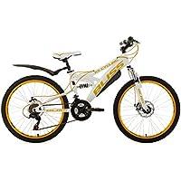 Ks Cycling Mountainbike Fully Adolescente 24