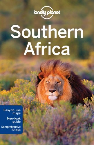 Lonely Planet Southern Africa (Travel Guide) by Lonely Planet (2013-08-01)