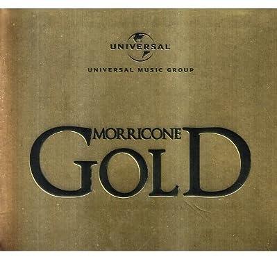 UNIVERSAL MUSIC MORRICONE GOLD ENNIO MORRICONE 3 CD Codice Prodotto : 40936MORRICONE GOLD - ENNIO MORRICONE 3 CD