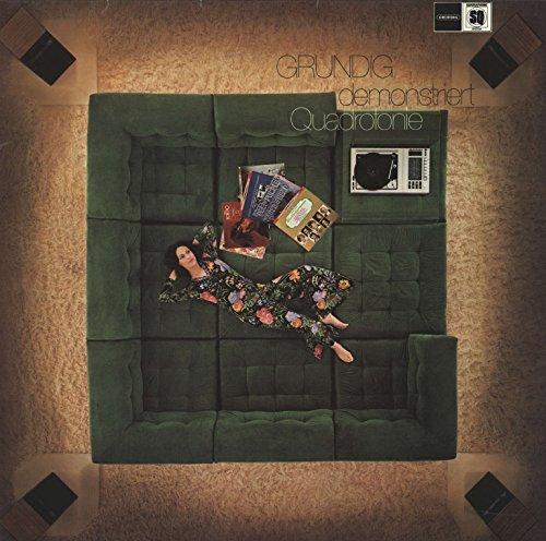 Grundig Demonstriert Quadrofonie Sampler (Verschiedene Interpreten) [Vinyl LP]